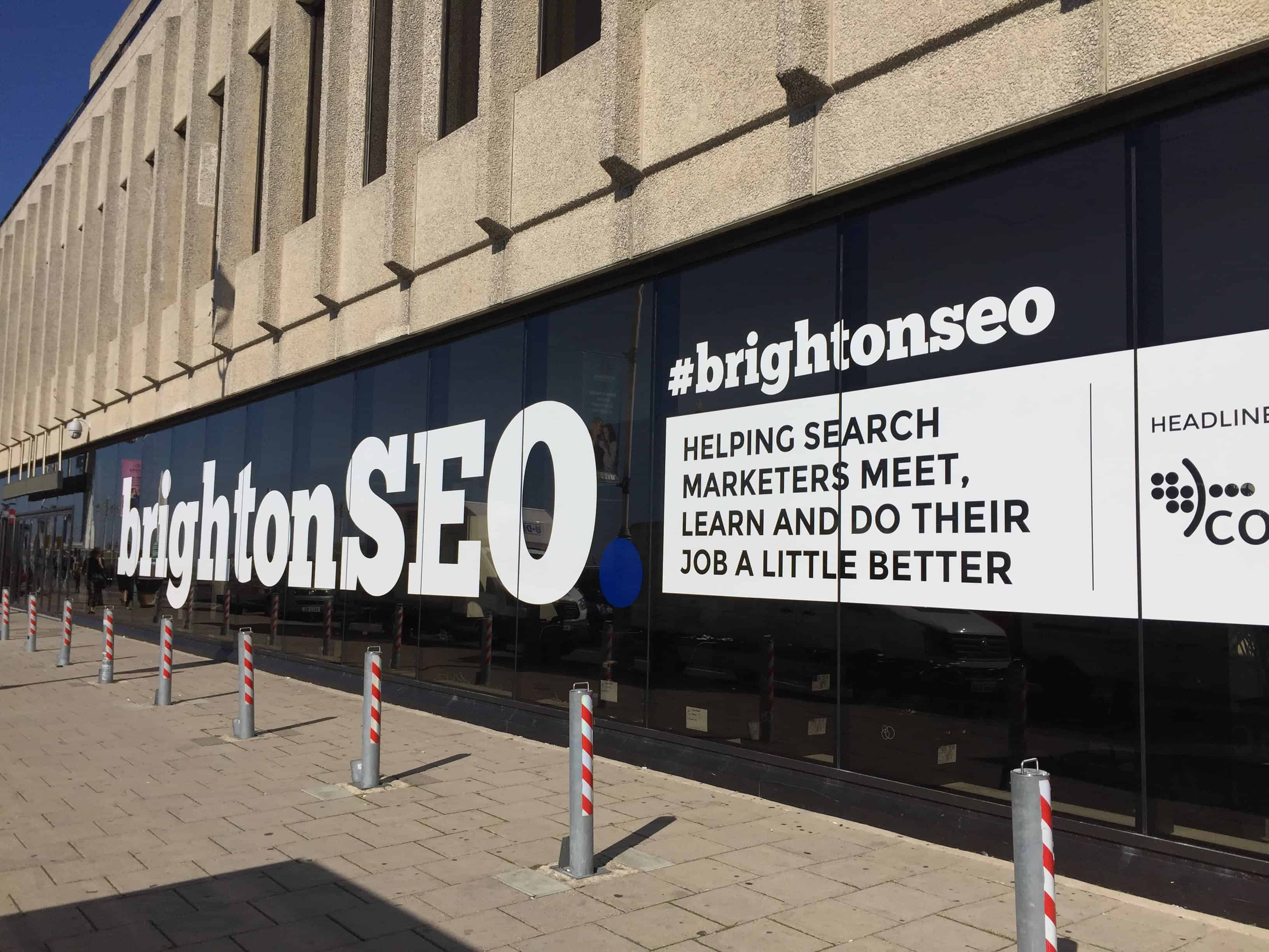 Brighton SEO Slides