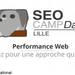 Performance web slides SEO Camp Lille